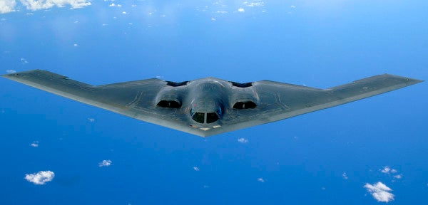 Air Force Rejects 'Baconator' As Name For New Bomber