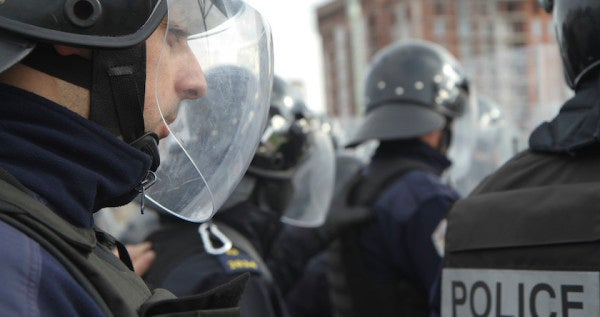 Cops Need A 'Uniform Code Of Police Justice' To Set Consistent Standards