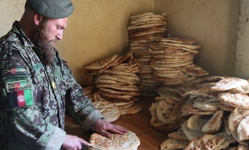 Afghan Food Was One Great Thing About Deployment