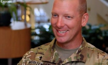 41-Year-Old Army Chaplain Had Never Carried A Weapon, Earns Ranger Tab
