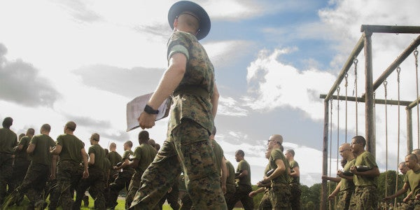 Marine Corps Says Abuse Of Recruits Didn't Stop After Recruit Died