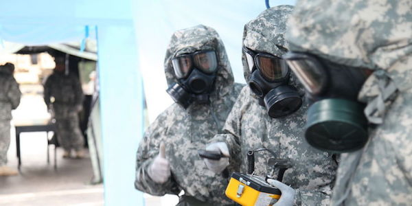 How The Army Accidentally Shipped Live Anthrax To Military Bases