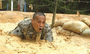 This Is What Happens When You Ask A Combat Veteran 'How To Survive Basic'