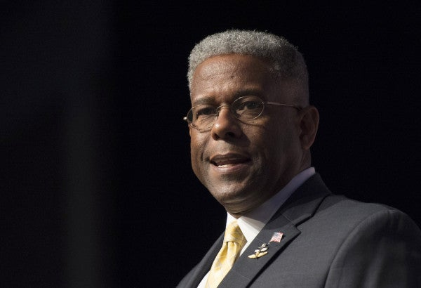 Allen West Calls Protesters Who Need A Safe Space 'Little Cupcakes'