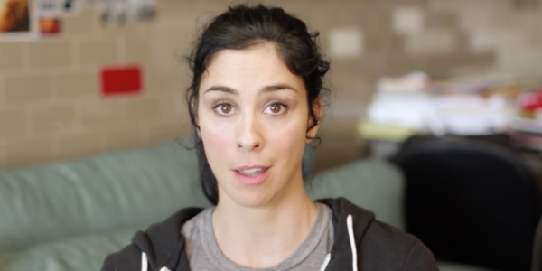 How The Marines Could've Responded To Sarah Silverman's Concerned Tweets About Parris Island