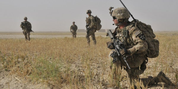 Seventh US Service Member Killed In Afghanistan This Year