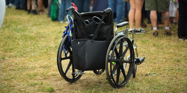 This Veteran Has Been Waiting 5 Months For The VA To Get Him His Wheelchair
