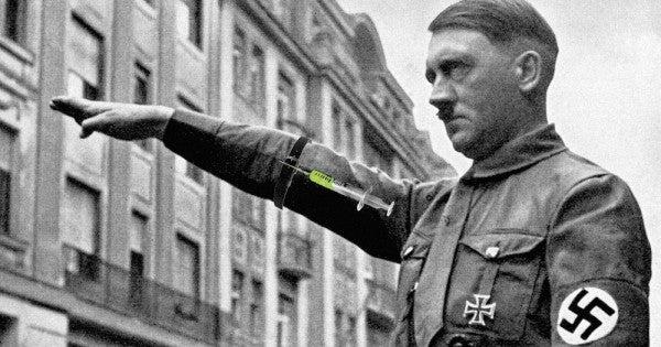 Was Hitler Stoned Throughout World War II?