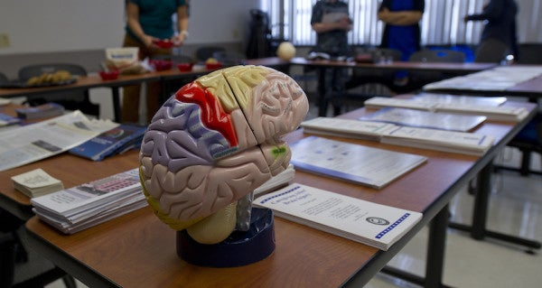 One-On-One Therapy Could Be The Key To Treating Concussions