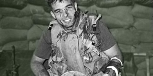UNSUNG HEROES: The Marine Who Took A Round To The Head Saving His Men In Ramadi