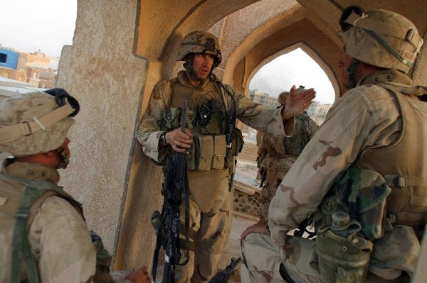 This Marine Turned Congressman Has A Plan To Save Iraq From ISIS