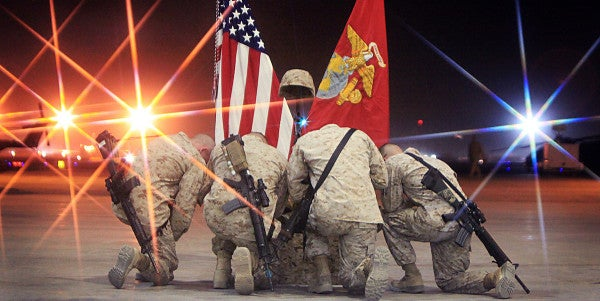 We're Still Fighting In Afghanistan And No One Cares