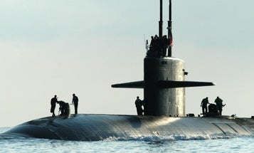Life On A Submarine: Raunchy, Cramped, And Occasionally Smells Like Sh*t
