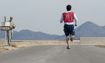 Dozens Of Airmen Failed Fitness Tests Due To Wrong Track Distances