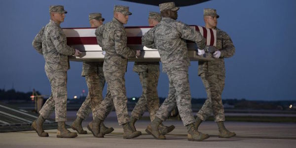 Remains Returned Home For F-16 Pilot Killed Protecting Ground Troops In Iraq In 2006