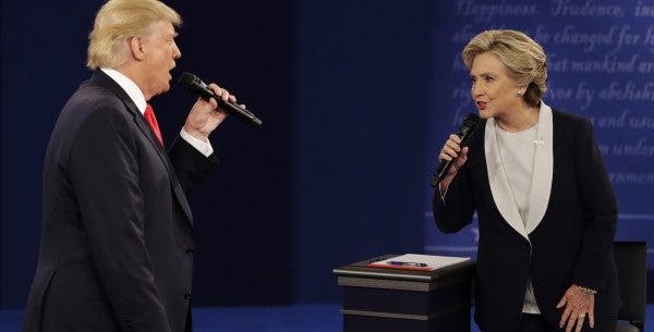 6 Takeaways From The Presidential Debate