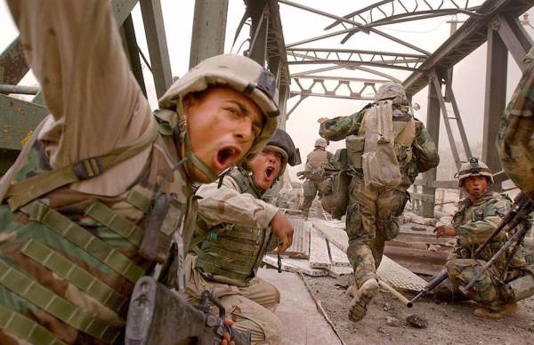 Why We Need To Stop Calling The Iraq War 'A Mistake'