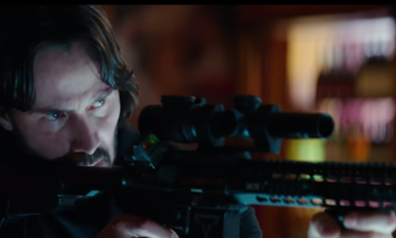Keanu Reeves' Tactical Training Pays Off In Epic 'John Wick 2' Trailer