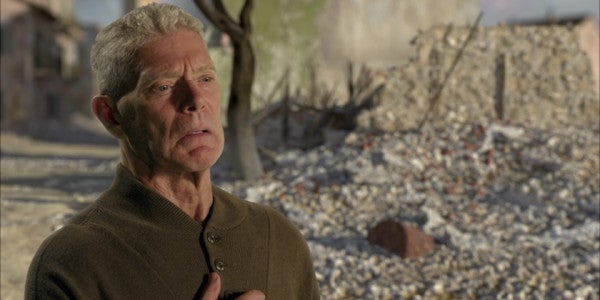 Actor Stephen Lang On The Medal Of Honor: 'It's About Standing Your Ground'