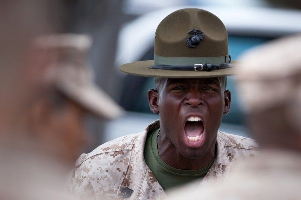 Watch Drill Instructors From The Past 50 Years Compete In The Ultimate Cadence Calling Competition