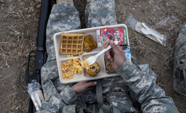 Results Are In: Army Is The Fattest, Marine Corps Is The Fittest