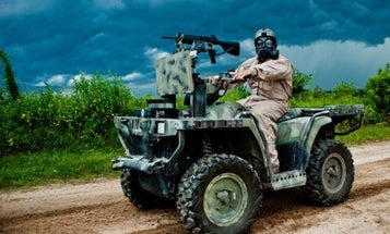 Military Surplus Stores Cash In On Doomsday Preppers