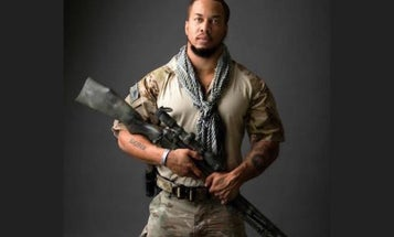 Jay Z Is Producing A TV Show About Legendary Sniper Nicholas Irving