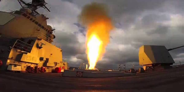 US Destroys Radar Sites In Yemen After Attack On Navy Ship