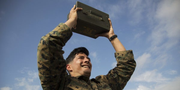 The Marines Are Looking To Get Rid Of Steel Ammo Cans