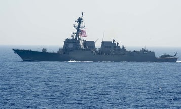 This Is What Led To The US Navy Launching Missiles Into Yemen