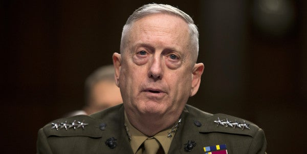 Mattis Dishes Out 16 Minutes Of Hard-Earned Wisdom In New Video