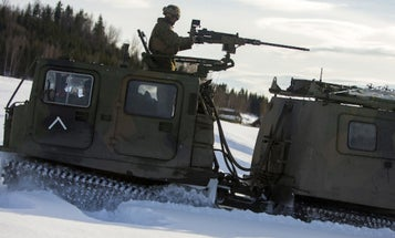 The Corps Is Developing A Plan To Base Marines In Norway