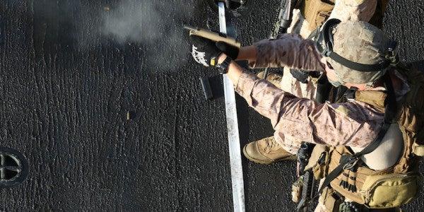 MARSOC Chooses Glock 19s Over .45s For Raiders