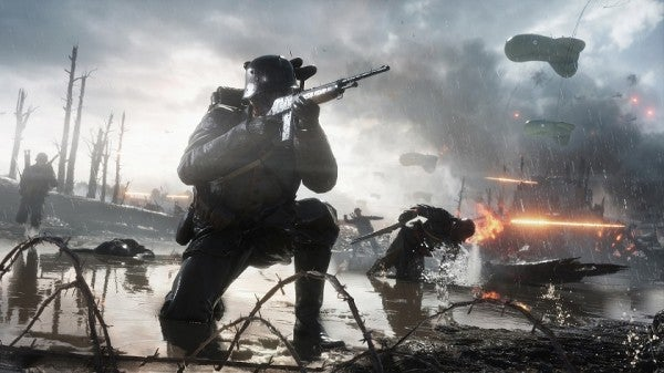 Battlefield 1 May Be The Grittiest, Most Realistic War Game Yet