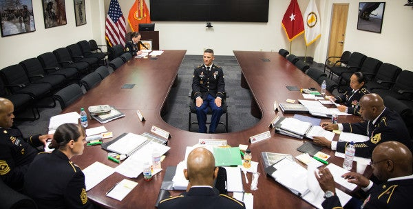 The 'Up-Or-Out' Promotion System Hurts The Military