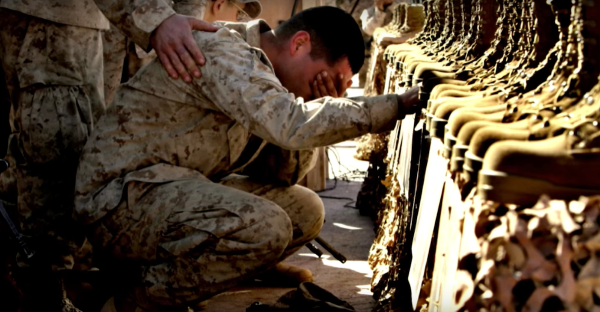 This Film Shows How The Government Fails Vets On Mental Health