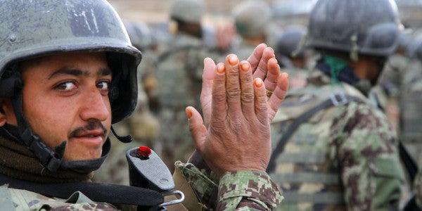 Afghan Gunman Kills 2 Americans At Military Base Near Kabul