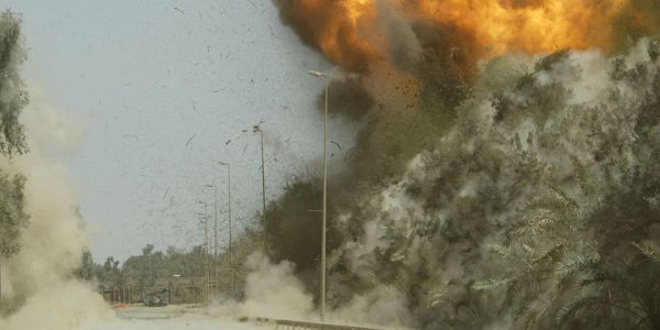 Roadside Bomb Kills US Service Member Near Mosul