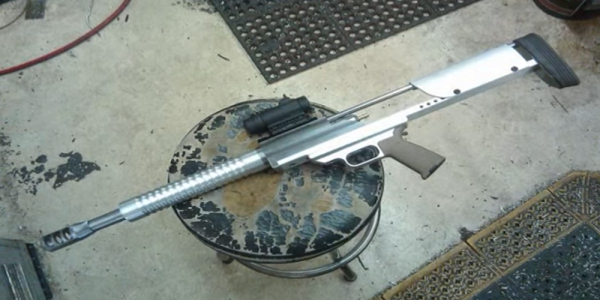 You Can Destroy Just About Anything With This 'WTF Rifle'