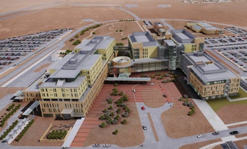 This Fort Bliss Hospital Is Behind Schedule And $22M Over Budget