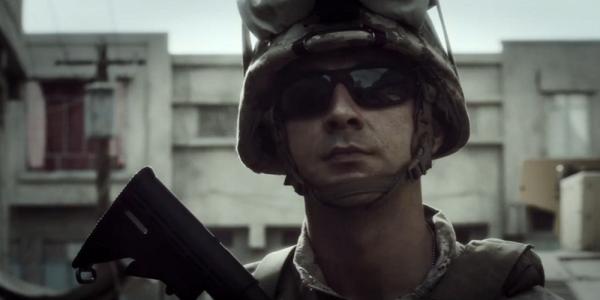 Shia LaBeouf Plays Marine Vet In New Post-Apocalyptic War Movie