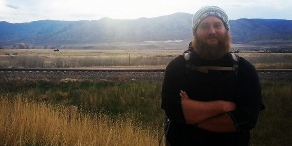 From Baghdad To Nomad: How Walking Across America Helped This Vet Recover From War