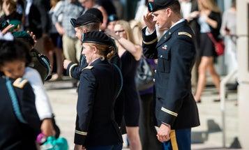 10 Women Graduate From Fort Benning's Infantry Officer Training