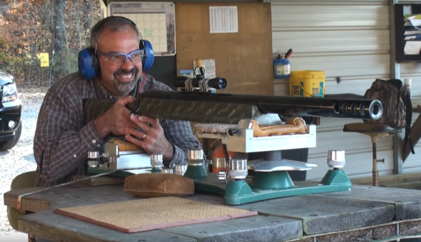 This 950-Caliber Rifle Kicks Like A Beast