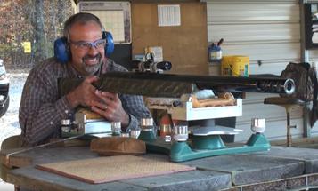 This 950-Caliber Rifle Kicks Like A Beast
