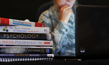 Lawmakers approve emergency fix to ensure GI Bill benefits continue even as campuses close and classes move online