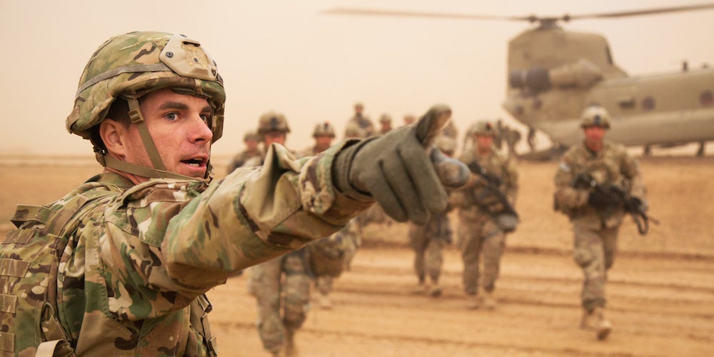 Thousands of US troops have come home from Iraq
