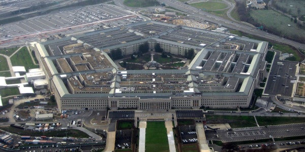 Man allegedly tried to blow up service member's vehicle in Pentagon parking lot, police say