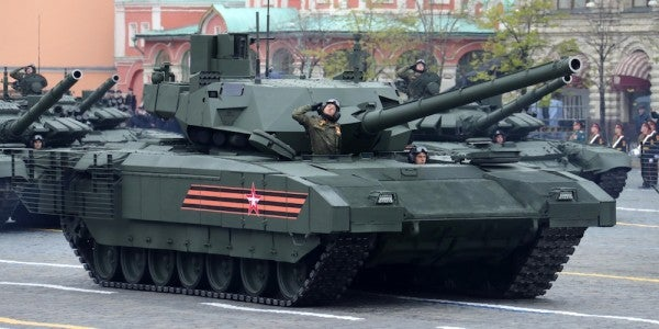 NATO Is Building A 'Silver Bullet' To Destroy Russia's New Tanks