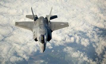 F-35 Demonstration Team maneuvers explained: the minimum radius turn